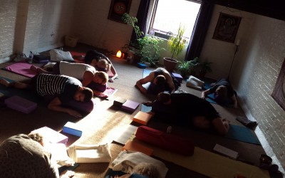 New Yoga Classes in Macclesfield
