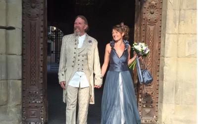 My marriage to Francesca… a sankalpa of love